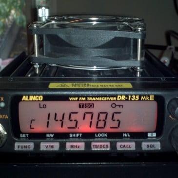 Alinco DR-135T MK III VHF FM Transceiver