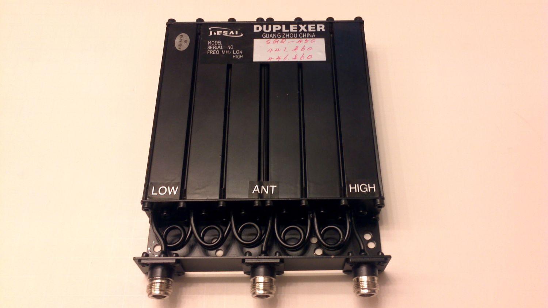 Jiesai Duplexer SGQ-450
