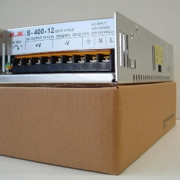 MegaWatt S-400-12 Power Supply