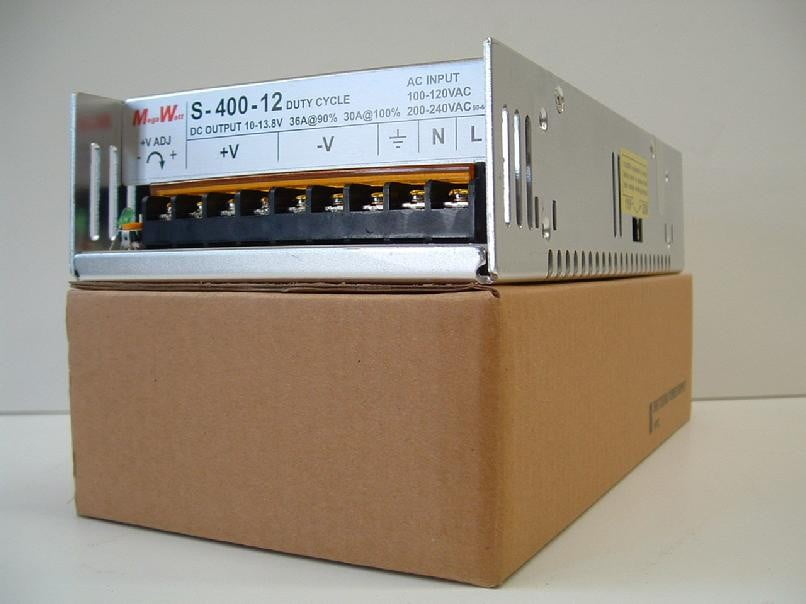 Mega Watt S-400-12 Power Supply Image