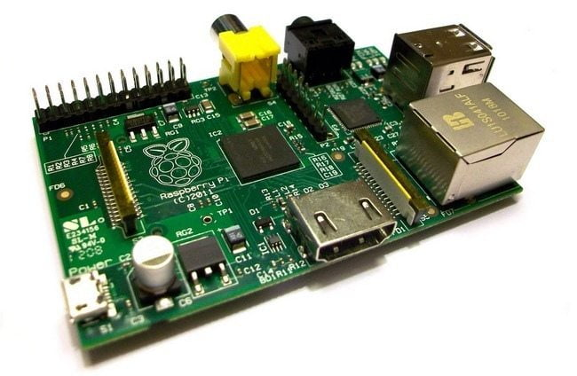 Raspberry Pi Model B Image