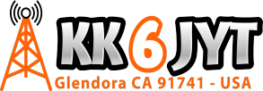 KK6JYT – Glendora, CA